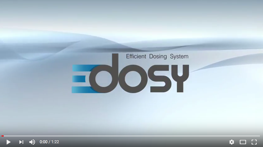 EDOSY - Efficient Dosing System